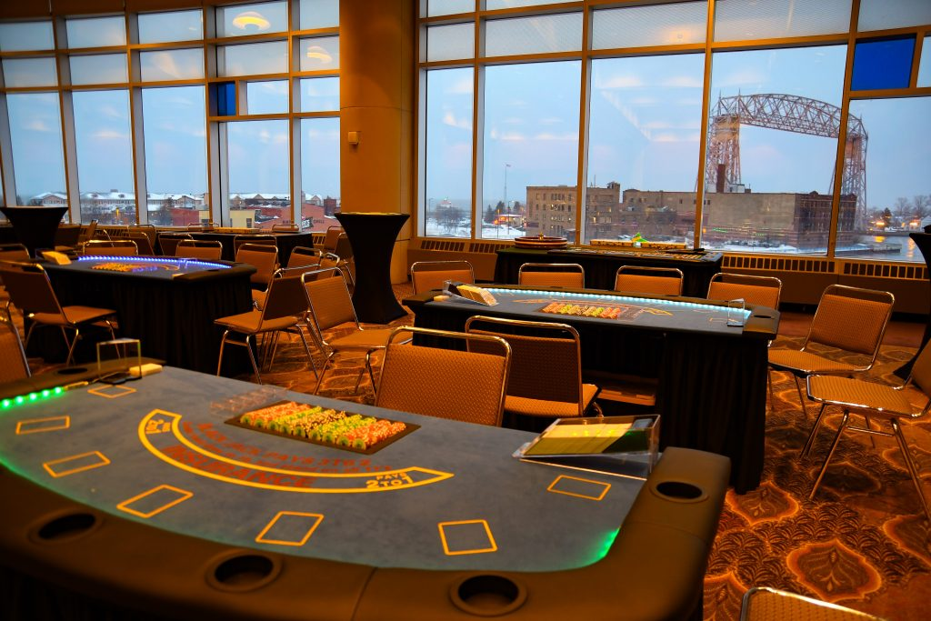 Casino Party Rentals Duluth MN